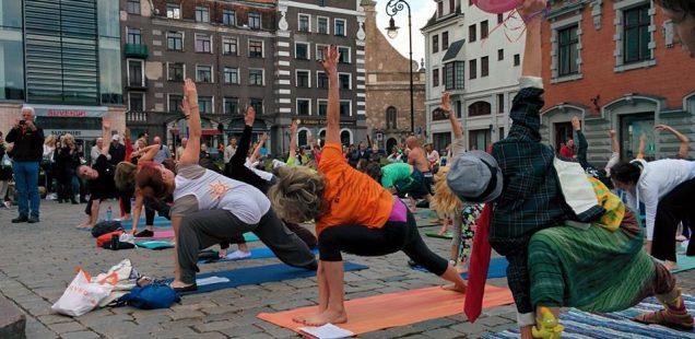 Starptautiskā jogas diena