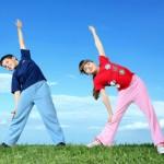 Krievijā fitnesa nodarbības arī skolā