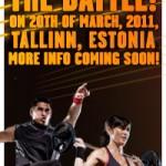 Esi gatavs Les Mills Spring Battle 2011?
