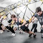 TRX funkcionālais treniņš DCH studijā